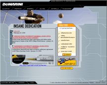 DeMarini's Website